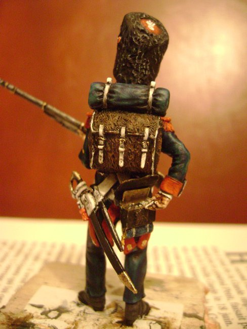 la vielle garde à waterloo Grenadier1