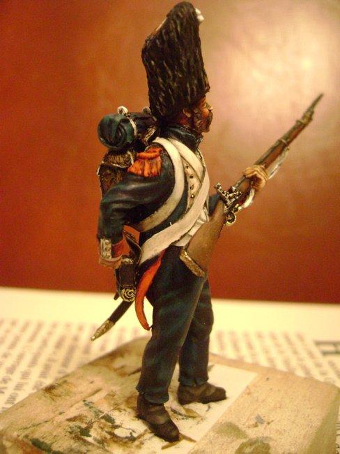 la vielle garde à waterloo Grenadier2